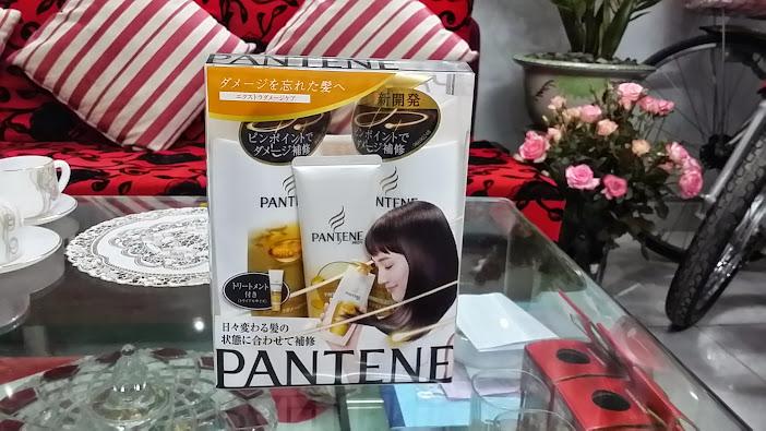 Bộ gội- xả- dưỡng tóc  Pantene