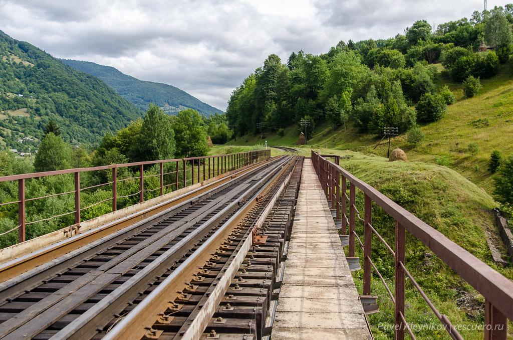 Мост через Черную Тису