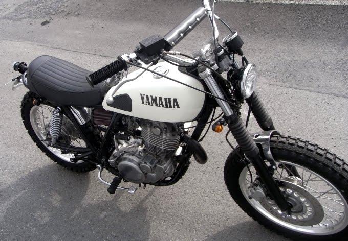 auto edition  Yamaha Scrambler