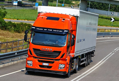 Iveco Stralis Natural Power LNG/CNG na trasie