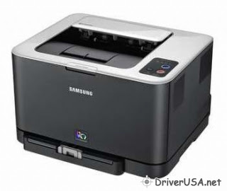 Download Samsung CLP-325 printer drivers – setting up instruction