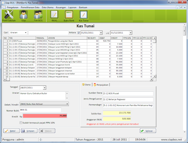 Download Software Rkas Dan Spj Bos 2013 Kang Martho
