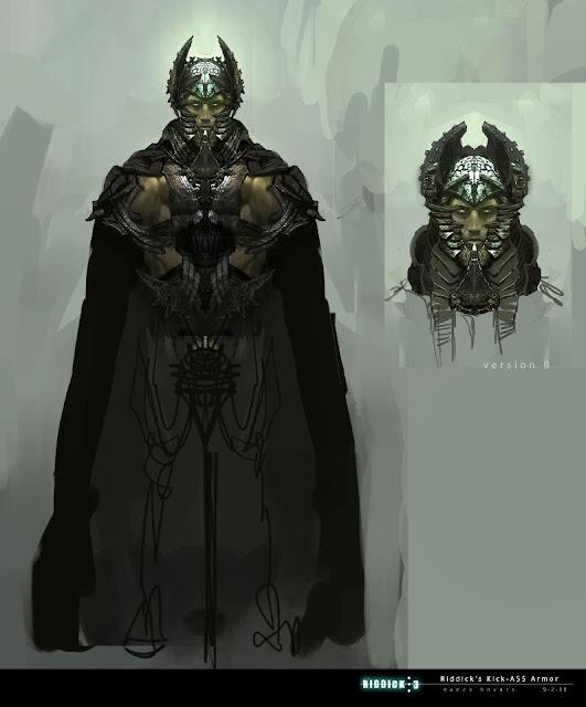 Riddick Necromonger Armour