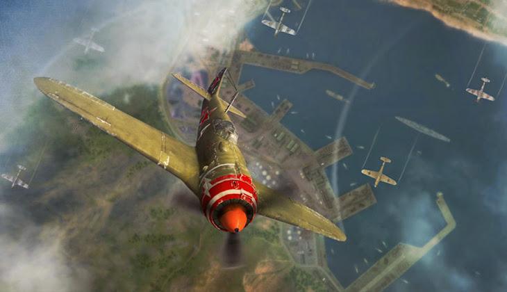 Chiến đấu cơ hoành tráng trong World of Warplanes - Ảnh 7