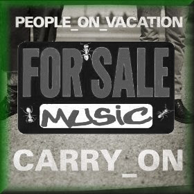 places to purchase The Carry On EP