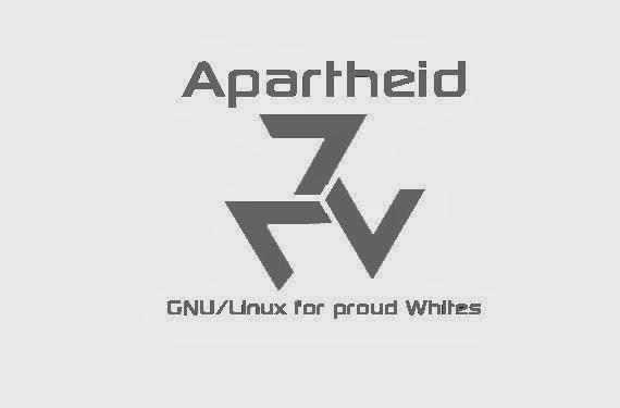 Apartheid: la distribución Linux para los arios