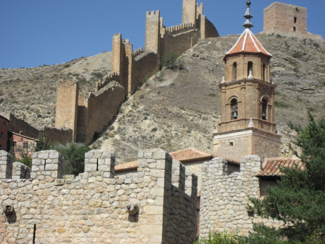 Muralla de Albarracín.