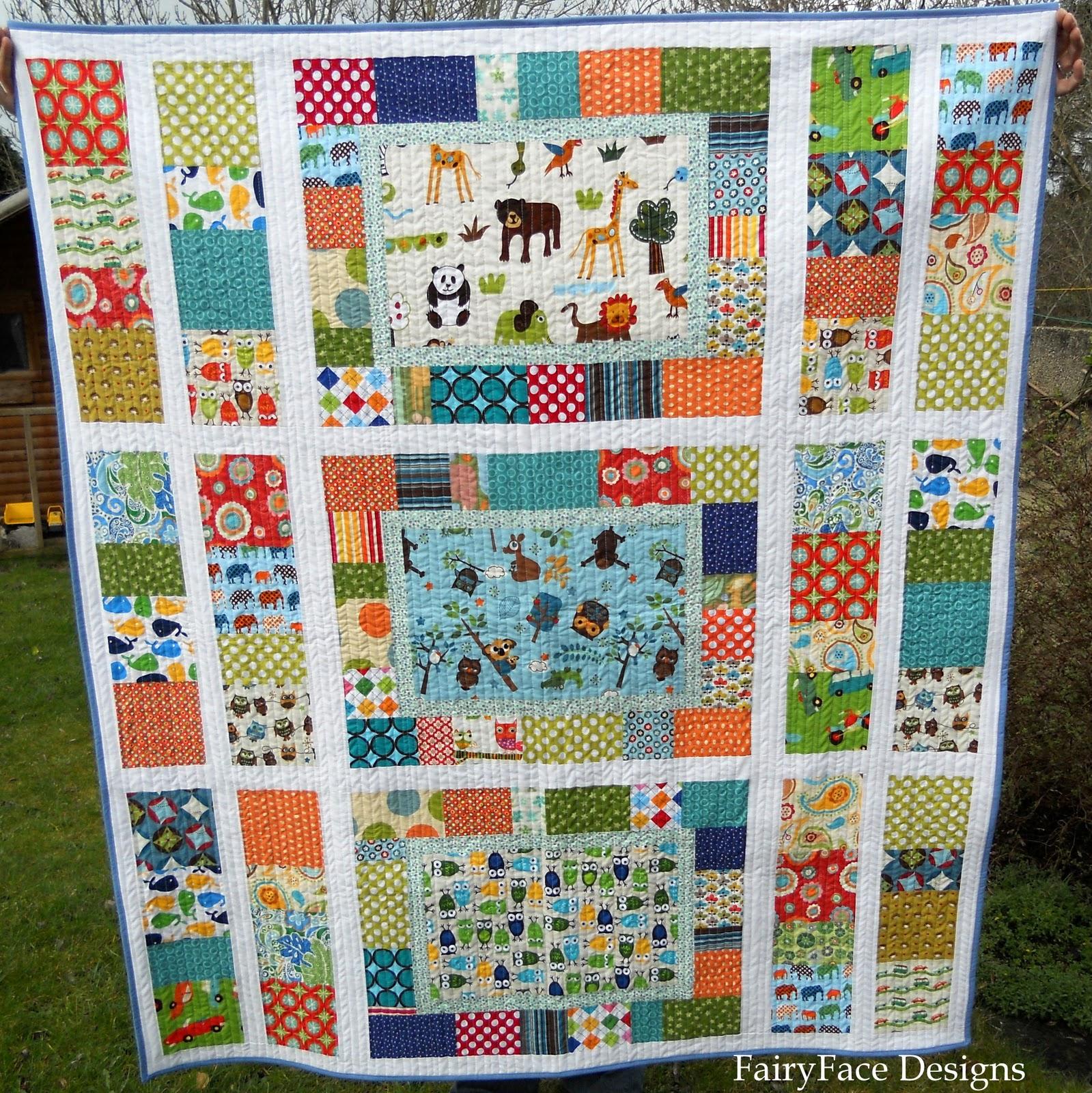 Quilt Patterns Using Panels Custom Inspiration Ideas