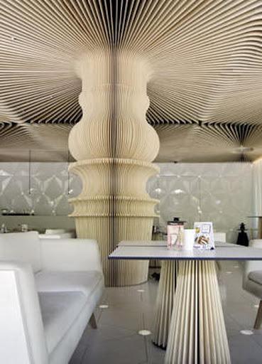 Cafe Graffiti Unique Restaurant Design by Studio Model, cafe design, unique cafe design, interior, interior design, restaurant, unique restaurant design, contemporary, contemporary design, contemporary cafe design, contemporary restaurant design