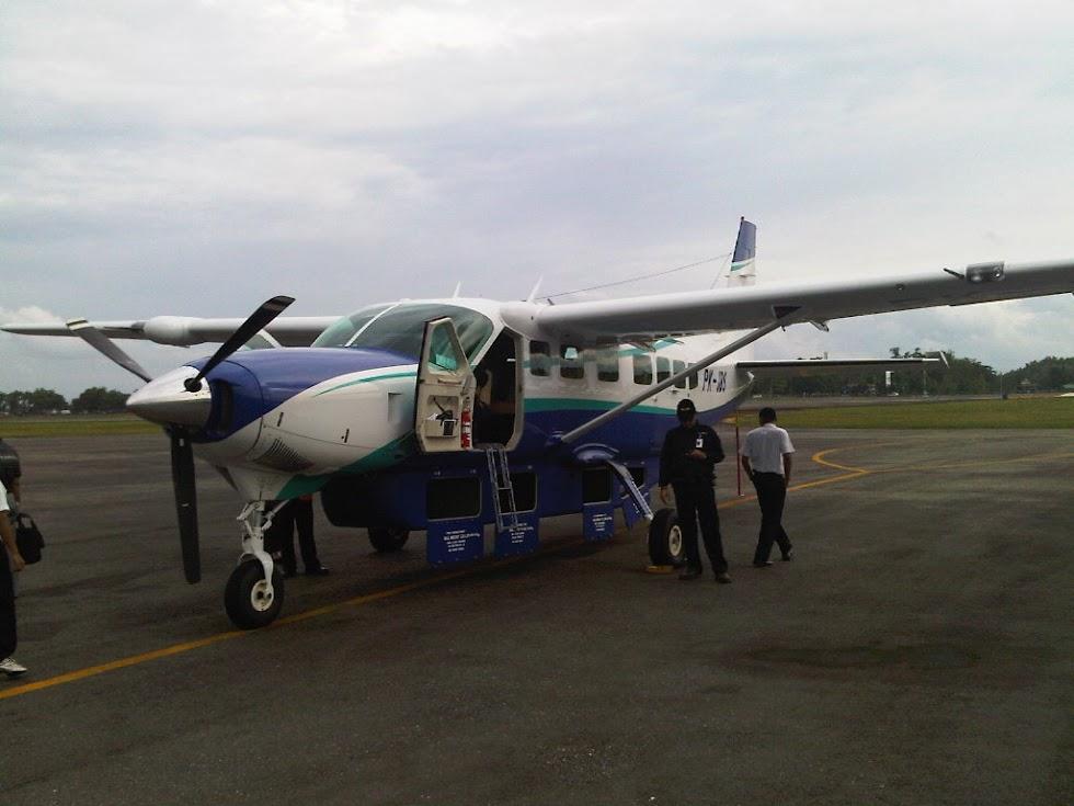 Bandara Bersujud, Batulicin Indonesia