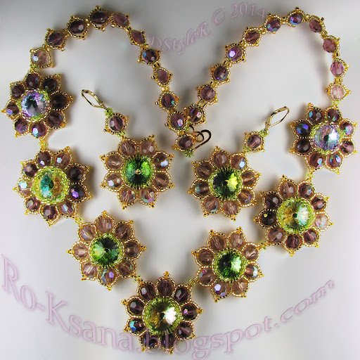 beaded-earrings-with-swarovski-rivoli-and-crystals-royal-amethyst-flowers-10.jpg