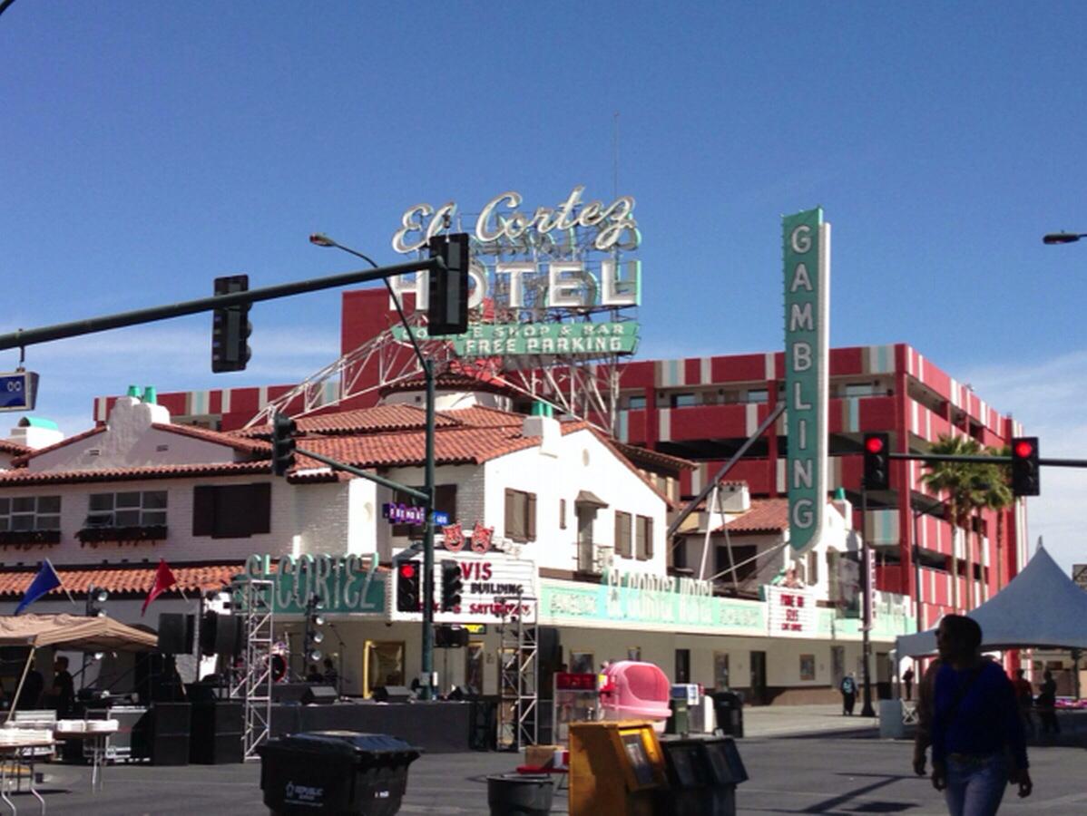 El Cortez Las Vegas