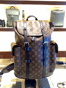 Reflections In Time  Louis Vuitton Backpacks - Gear For The Elite ... 6830676eea16c