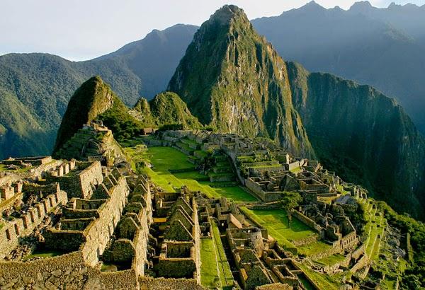 Machu Picchu - Perú