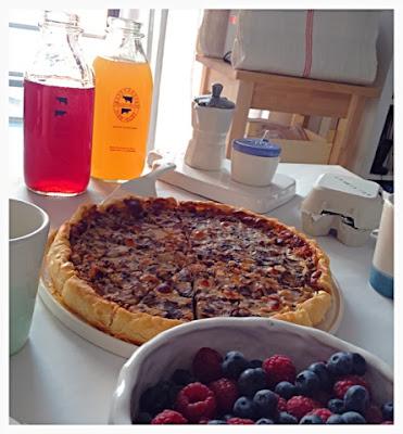 La colazione della domenica - Nonsolofood - Milano