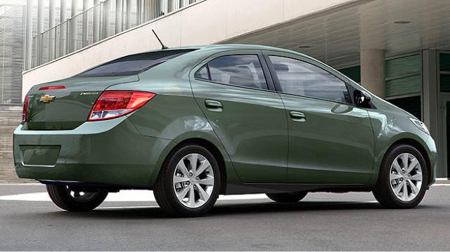 Ônix sedan, Ônix sedan 2013, 2014, fotos, lançamento - Auto Motors