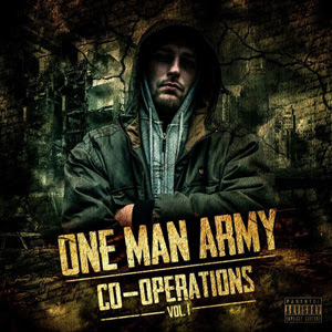 One Man Army - Co-Operations Vol.1