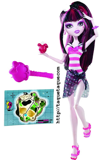 Monster High - Skull Shores: Draculaura