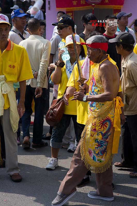2012年壬辰正科東港迎王-請水(人物篇)