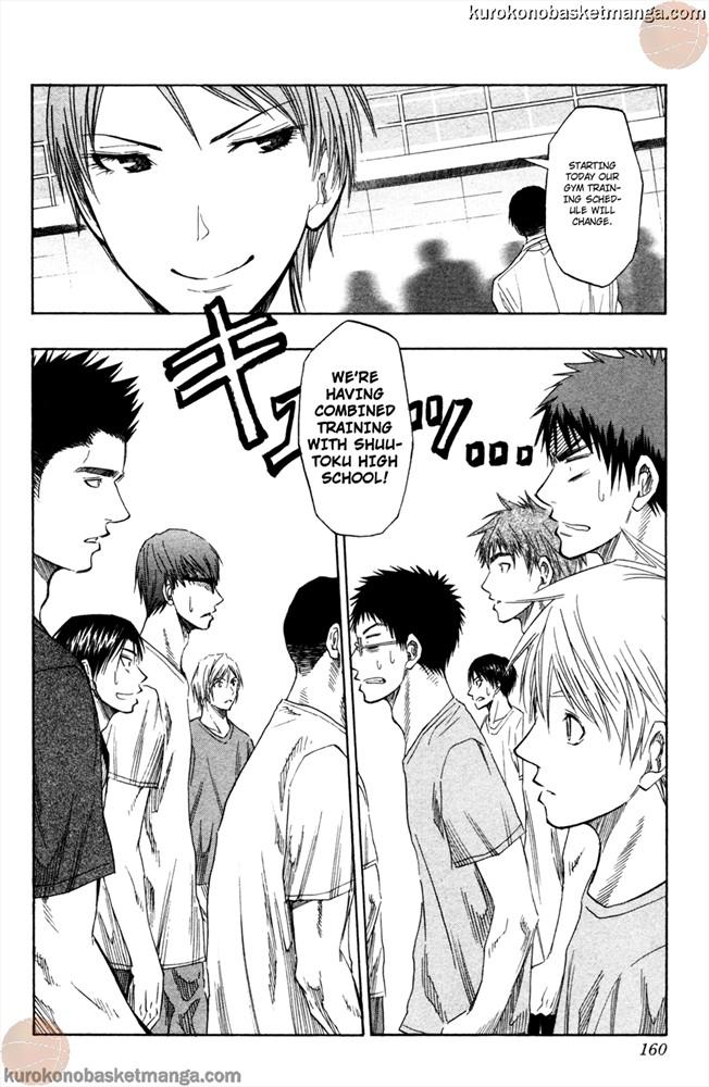 Kuroko no Basket Manga Chapter 60 - Image 10