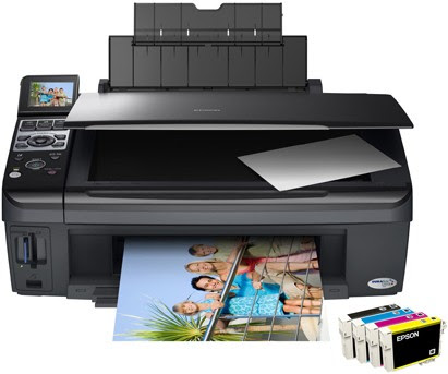 printer dalam bentuk grid gallery di wordpress