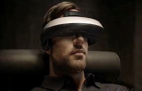 Sony  Personal 3D viewer cine portatil