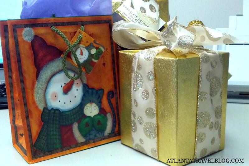 Рождественский сезон в Атланте