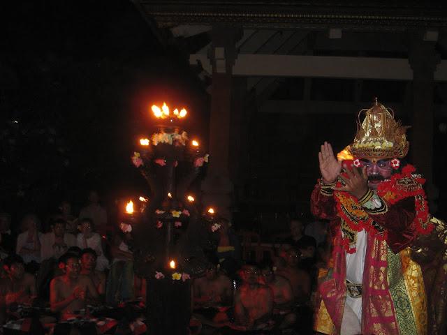 Cultural performance, Bali