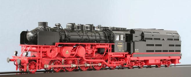 Modeli parnih lokomotiva DRG 03302H-Lv