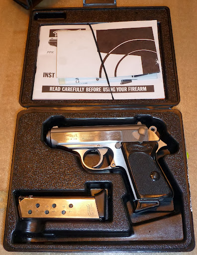 latest acquisition an interarms walther ppk in 380 acp r doug rh rdougwicker com Walther PPK 9Mm Walther PPK 9Mm