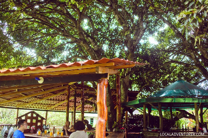 Galapagos Safari Camp - Campo Duro.