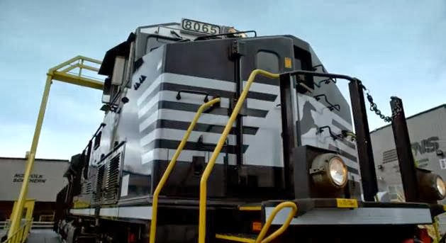 "Norfolk Southern ""What's Your Function?"""