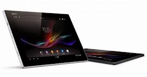 Sony sẽ ra mắt tablet Android màn hình 12,9 ince vào năm 2015