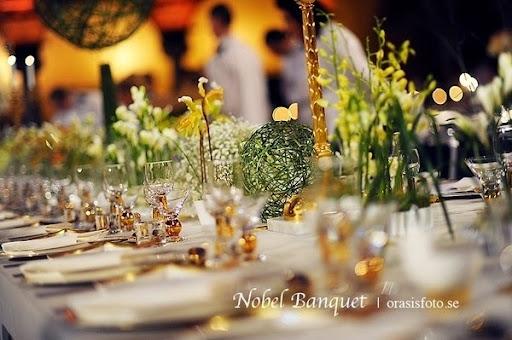 Cận cảnh bữa tiệc xa hoa chiêu đãi người đoạt giải Nobel 9