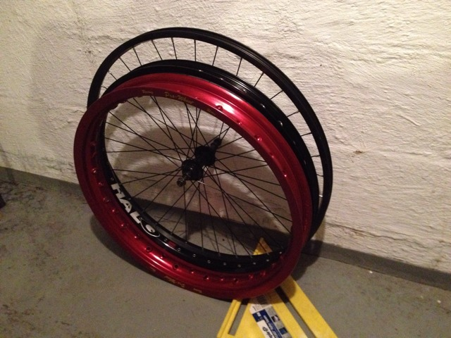 19 Motorcycle Wheels Vs 26 Bicycle Wheels Rim And Tires Page