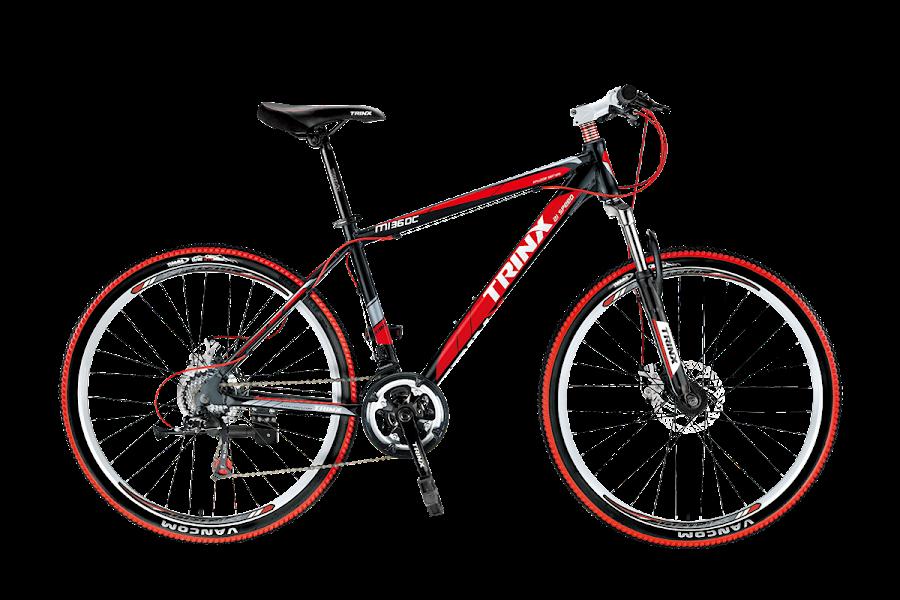 Xe dap the thao dia hinh TRINX M136DC, xe dap the thao, xe dap trinx, xe đạp thể thao chính hãng, xe dap asama, M136DC
