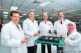 blackberry smartphone made in malaysia