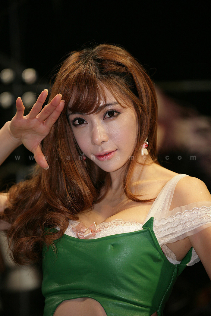 Showgirl Dungeon & Fighter Festival 2012: Jo Se Hee
