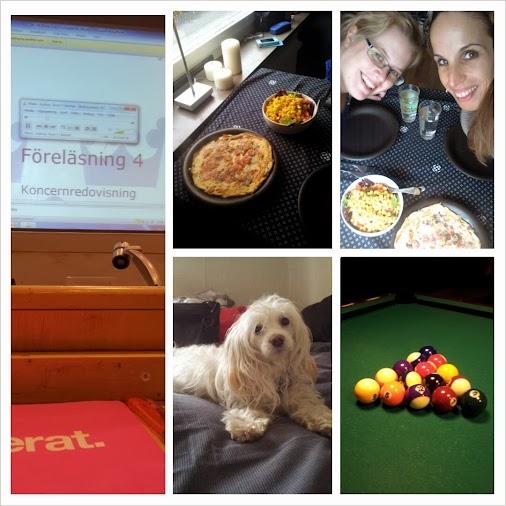 #stockholmsuniversitet  #study  #frittata  #lunch  #bestfriend  #sats  #bodybalance  #pool  ...