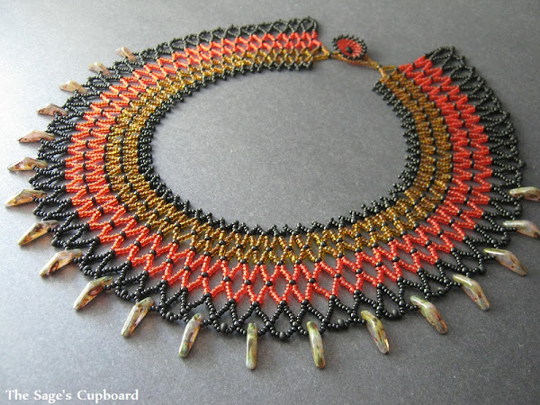 Anat the Warrior Necklace