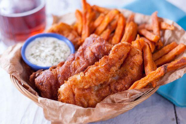beer batter fish
