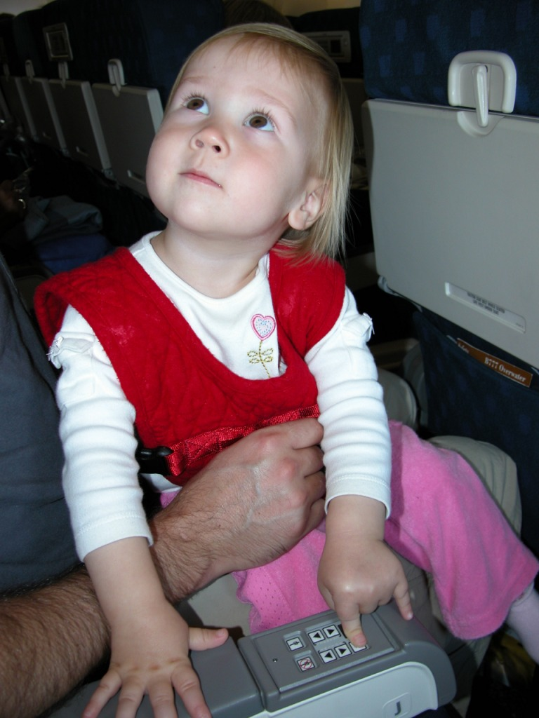 flying high in our baby b u0027air flight safety vest designed to help protect lap children against unexpected turbulence  tips to help keep your lap child safer in flight   travels with baby  rh   travelswithbaby