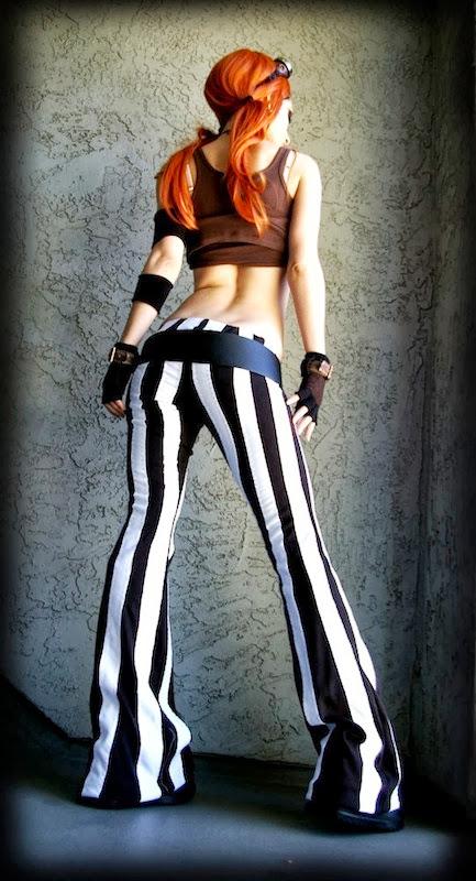 Sexy Steampunk Girl 30