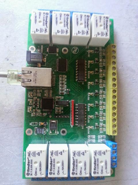 Carte Relai IP