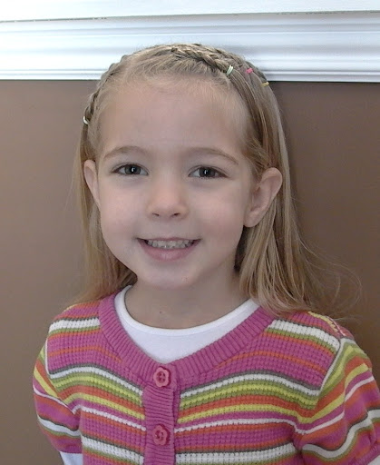 braided hairstyles for little girls. Little Girl#39;s Hairstyles: Mini