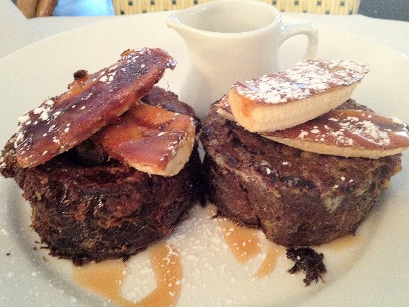 Isabella's Cinnamon-Raisin French Toast