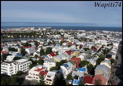 Un tour  d'Islande, au pays du feu... et des eaux. - Page 4 88-Reykjavik