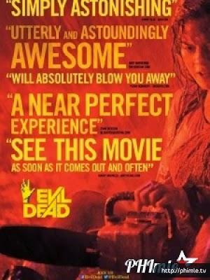Phim Ma Cây - Evil Dead (2013)