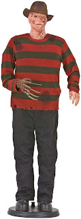 Animated Freddy Krueger