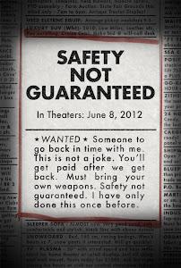 Không Đảm Bảo An Toàn - Safety Not Guaranteed poster